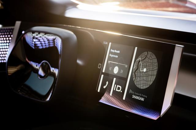 画像5: VWが上海モーターショーで「ID. ROOMZZ」をワールドプレミア