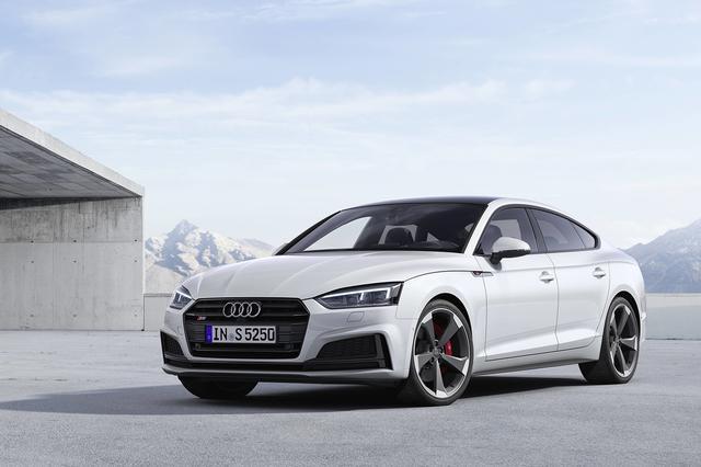 画像1: Audi S5にTDIエンジン搭載モデル