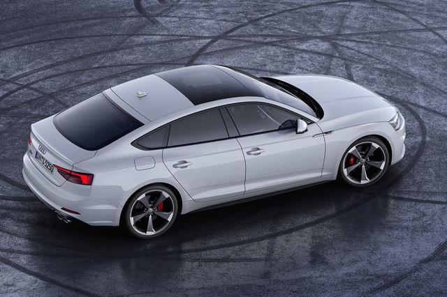 画像4: Audi S5にTDIエンジン搭載モデル