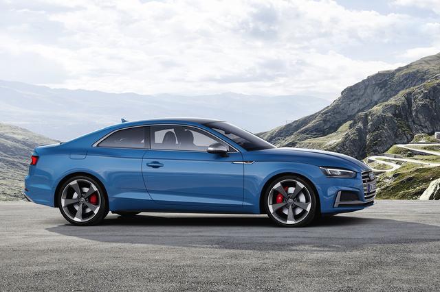 画像2: Audi S5にTDIエンジン搭載モデル