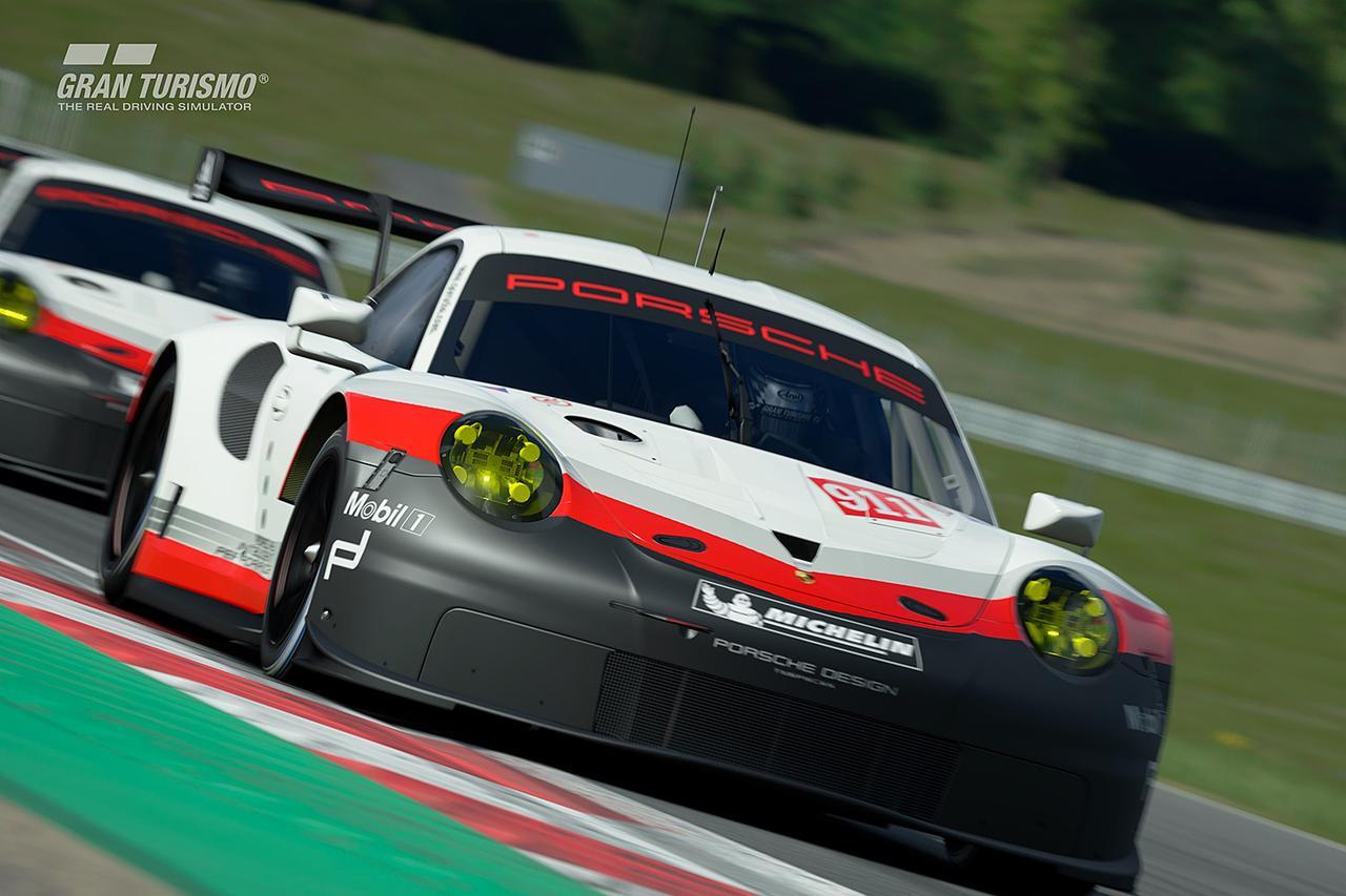 画像1: Porsche Esports Racing Japanシーズン1開催