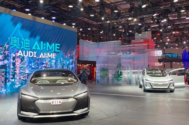 画像5: 上海モーターショー2019、VWグループは?