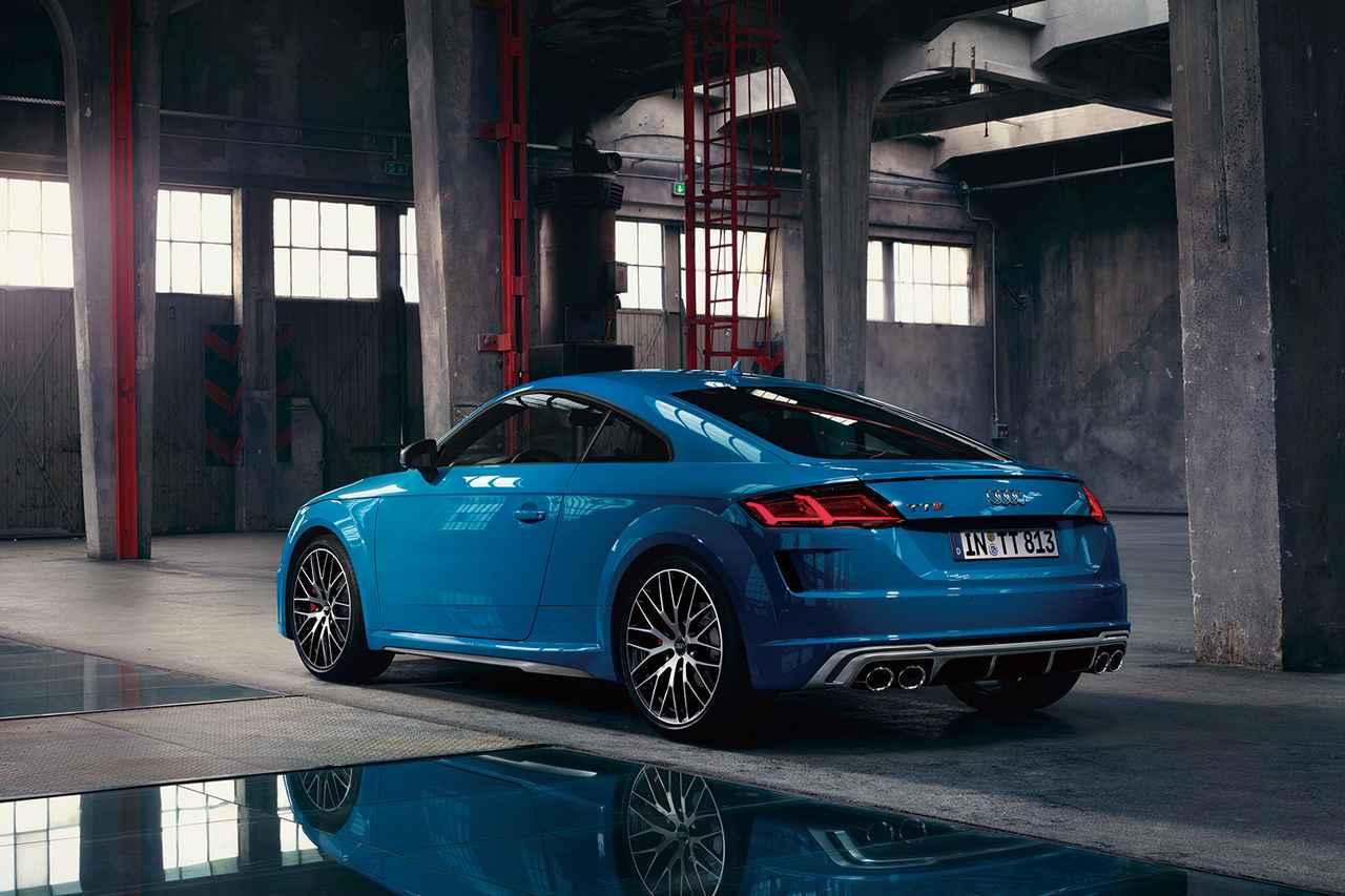 画像4: Audi TTシリーズがマイナーチェンジ
