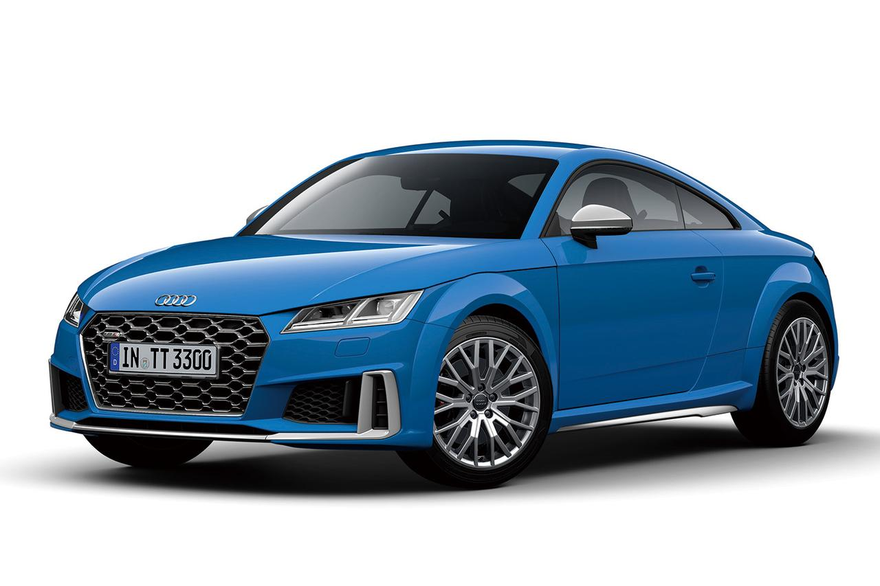 画像3: Audi TTシリーズがマイナーチェンジ