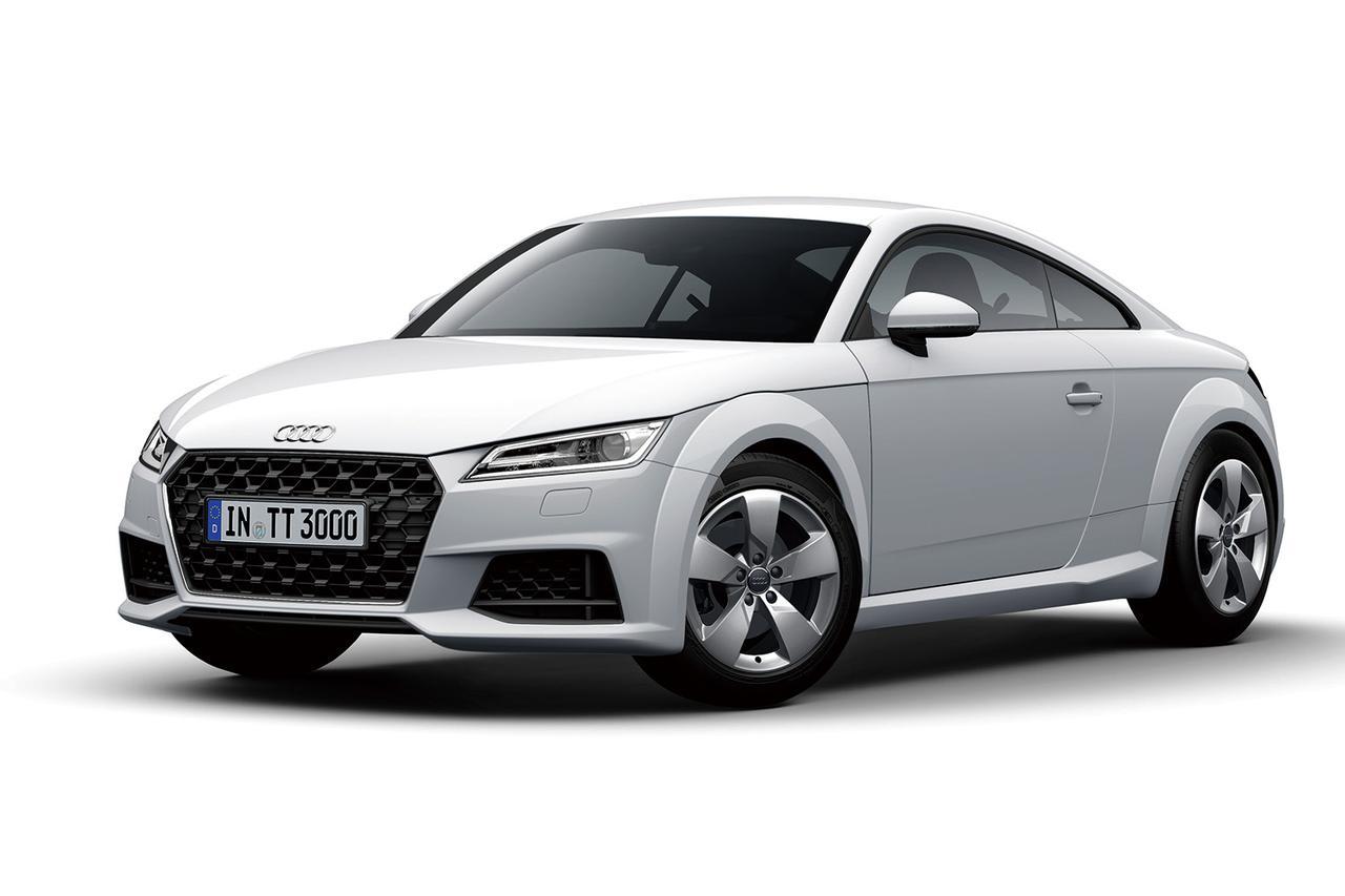 画像2: Audi TTシリーズがマイナーチェンジ