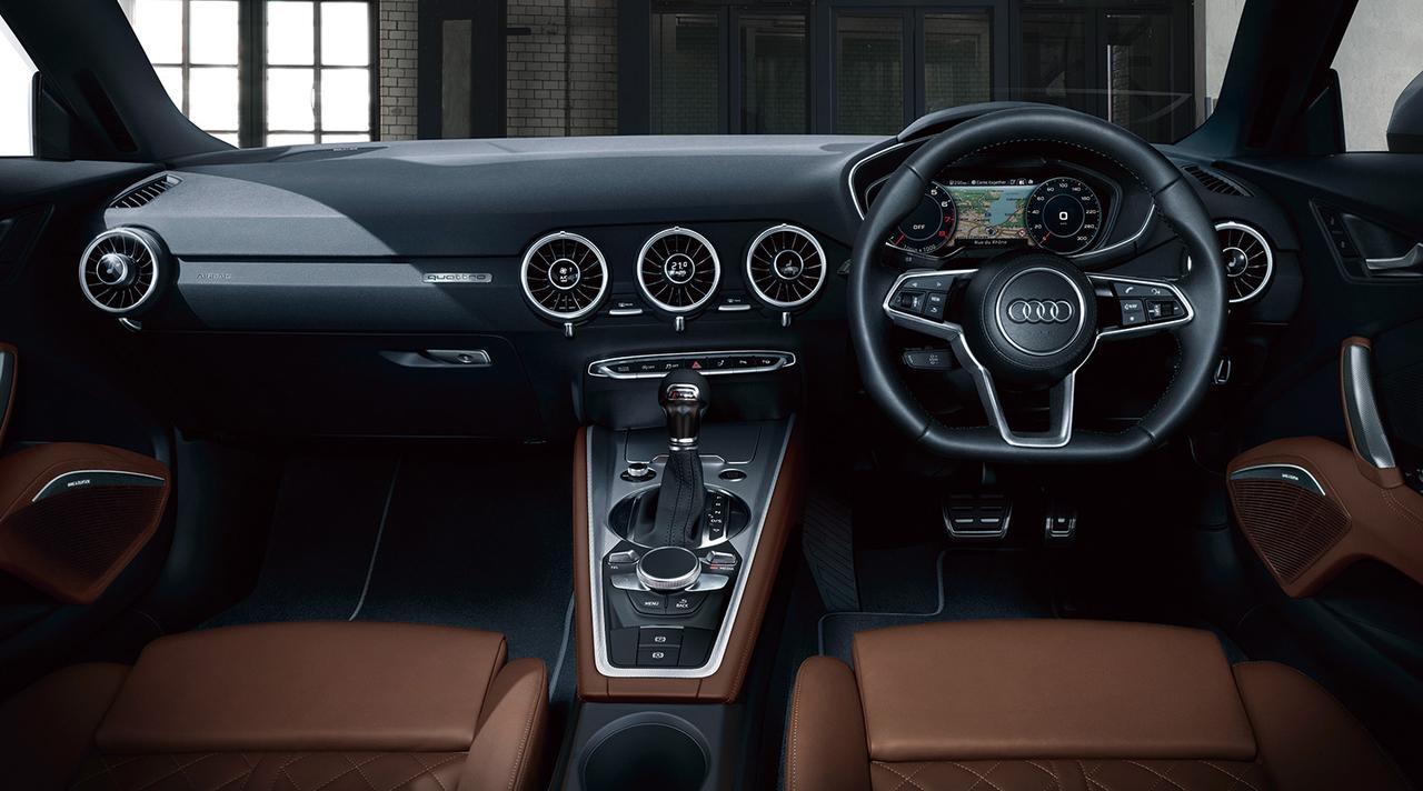 画像5: Audi TTシリーズがマイナーチェンジ