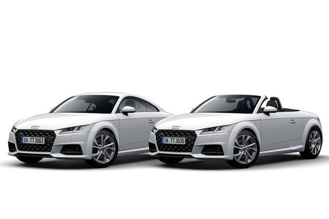 画像1: Audi TTシリーズがマイナーチェンジ