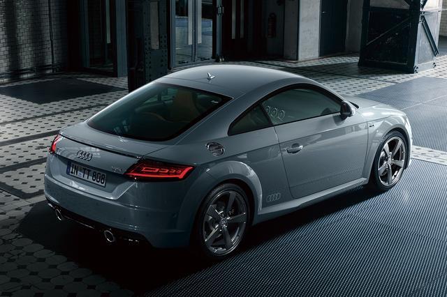 画像6: 「Audi TT 20 years」を20台限定で販売