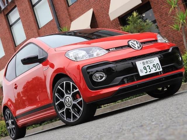画像: 【試乗記】up! GTI - 8speed.net VW、Audi、Porscheがもっと楽しくなる自動車情報サイト