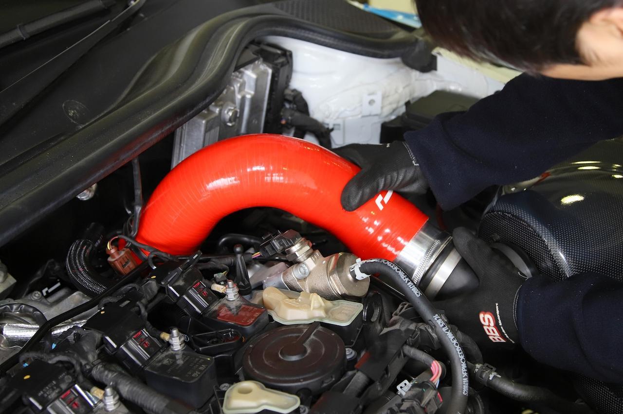 画像11: 【S1 Sportback】Racingline Performance PartsでAudi S1をさらにダイナミックに