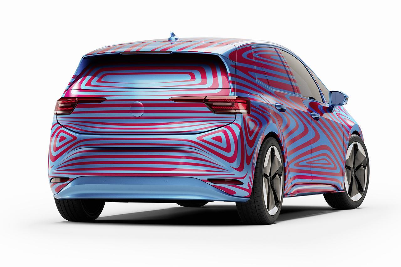画像3: VWの新EVの名前が「ID.3」に決定 ヨーロッパでは予約注文開始