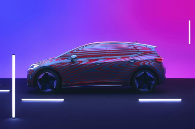 画像4: VWの新EVの名前が「ID.3」に決定 ヨーロッパでは予約注文開始