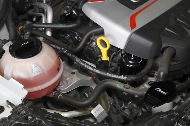画像13: 【S1 Sportback】Racingline Performance PartsでAudi S1をさらにダイナミックに