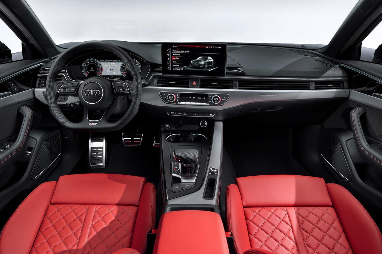 画像11: Audi A4シリーズがマイナーチェンジ