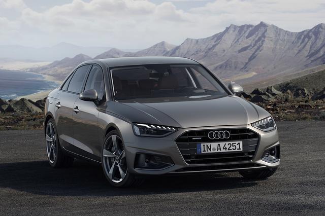 画像2: Audi A4シリーズがマイナーチェンジ