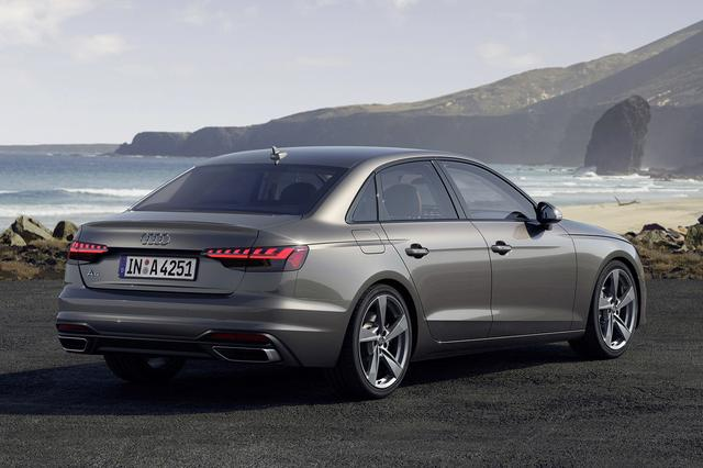 画像3: Audi A4シリーズがマイナーチェンジ