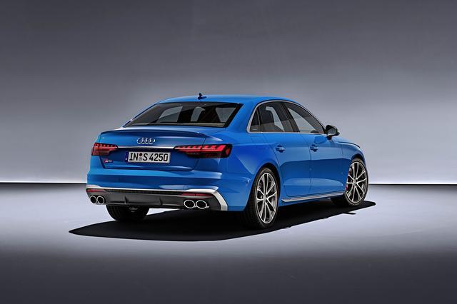 画像10: Audi A4シリーズがマイナーチェンジ