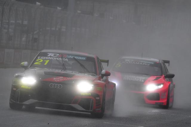 画像4: 【TCRJ Rd.1 AUTOPOLIS】Audi RS 3とVW Golfが表彰台