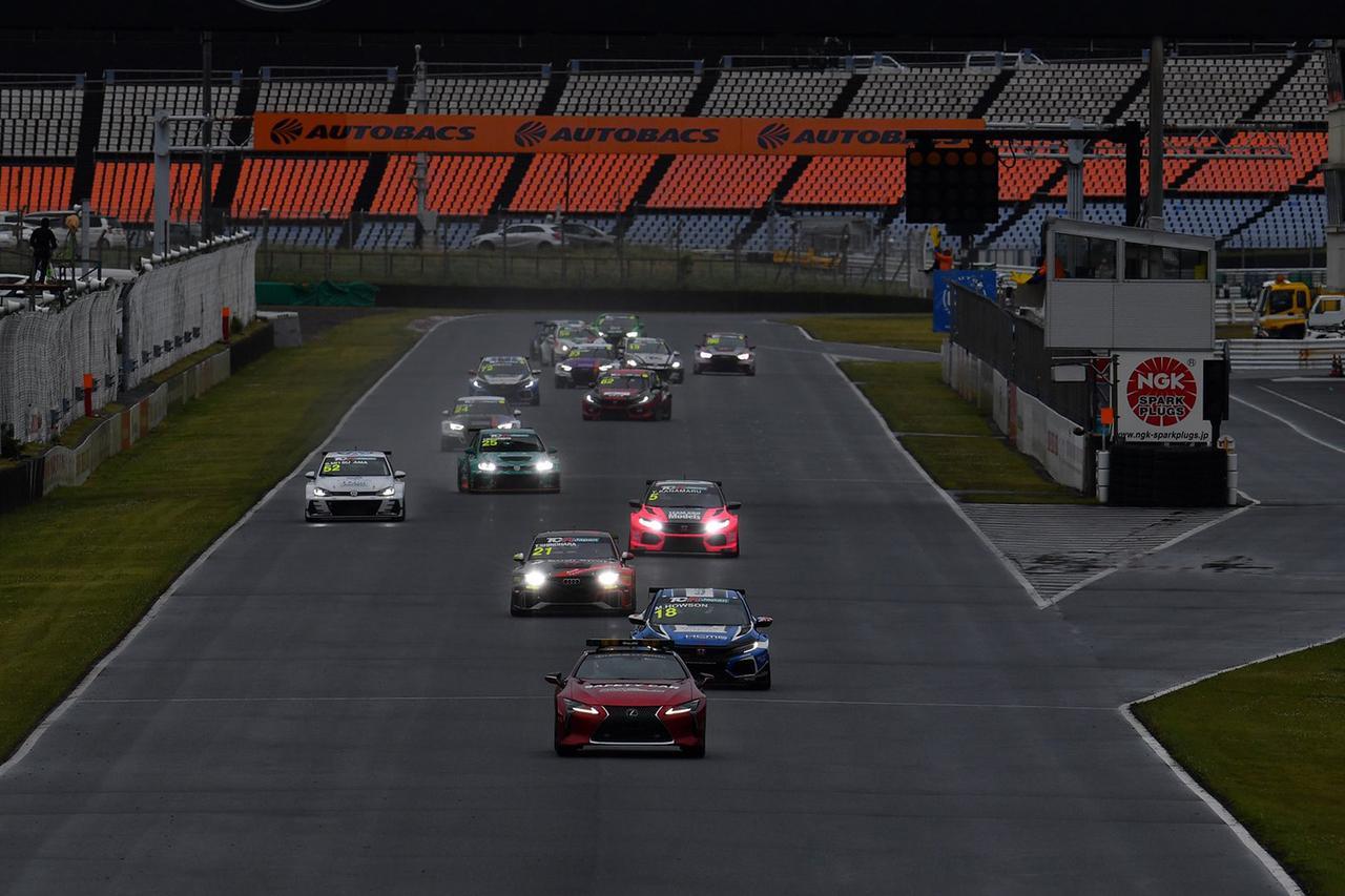 画像2: 【TCRJ Rd.1 AUTOPOLIS】Audi RS 3とVW Golfが表彰台