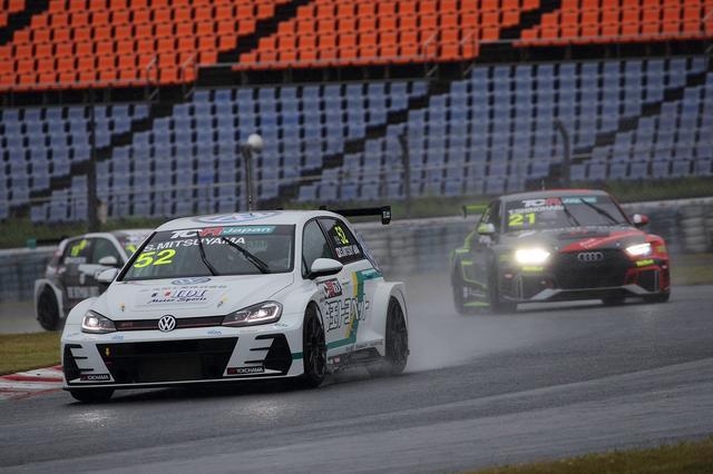 画像1: 【TCRJ Rd.1 AUTOPOLIS】Audi RS 3とVW Golfが表彰台