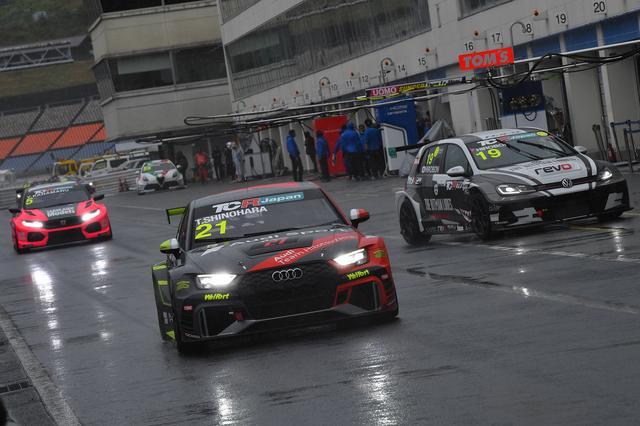 画像5: 【TCRJ Rd.1 AUTOPOLIS】Audi RS 3とVW Golfが表彰台