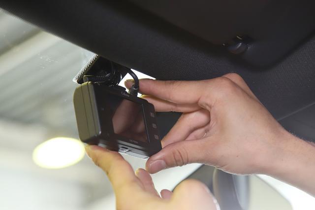 画像6: 【RS 3 Sportback】安心・安全のためにドラレコ装着