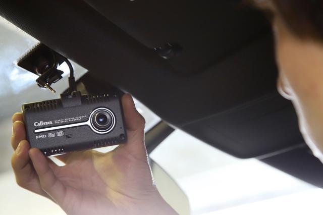 画像5: 【RS 3 Sportback】安心・安全のためにドラレコ装着