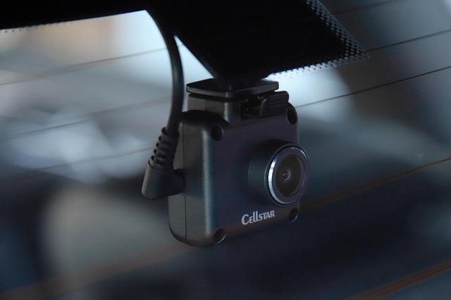画像8: 【RS 3 Sportback】安心・安全のためにドラレコ装着