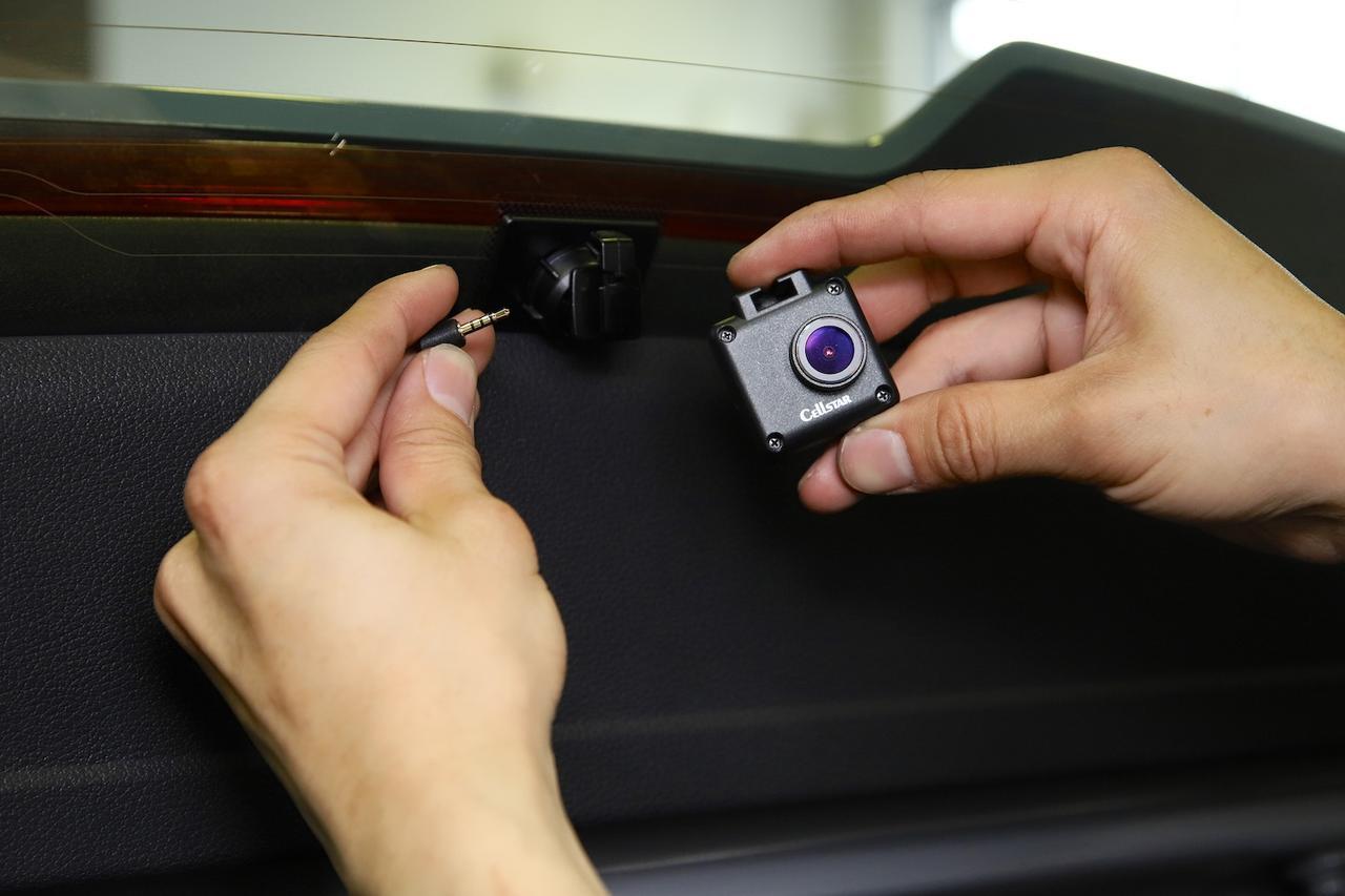 画像7: 【RS 3 Sportback】安心・安全のためにドラレコ装着