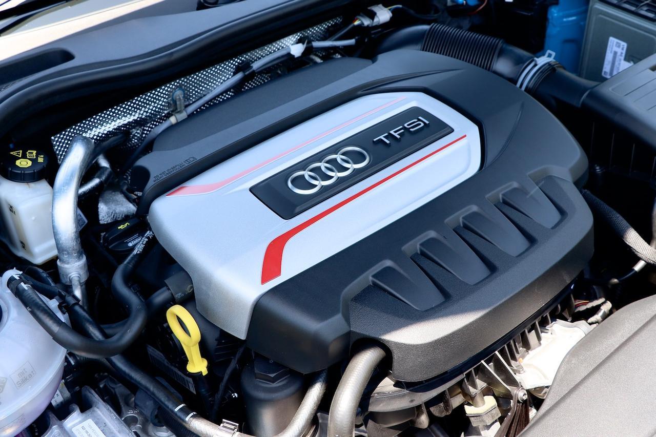 画像2: 【ミニ試乗記】Audi TTS Coupe