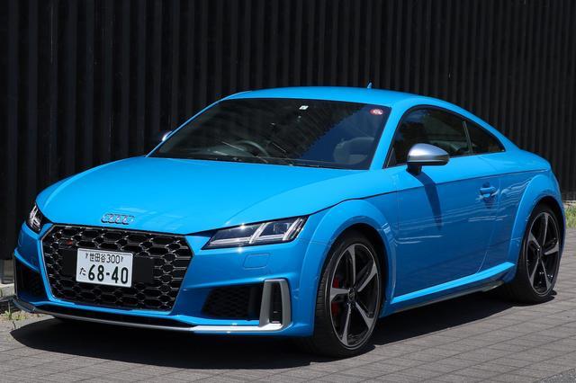 画像1: 【ミニ試乗記】Audi TTS Coupe