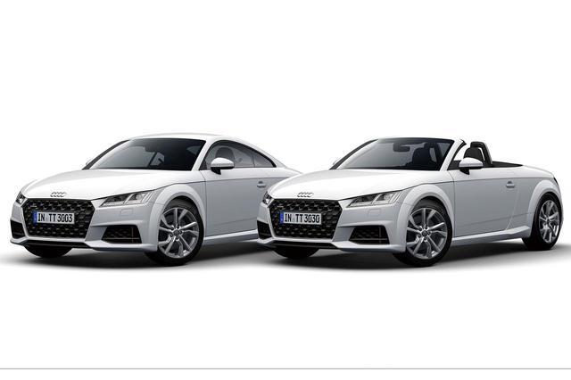 画像: Audi TTシリーズがマイナーチェンジ - 8speed.net VW、Audi、Porscheがもっと楽しくなる自動車情報サイト