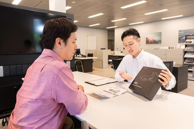 画像4: 【PR】Audi Online Shop体験記  第3回 取り付けが必要なアクセサリーもオンラインで
