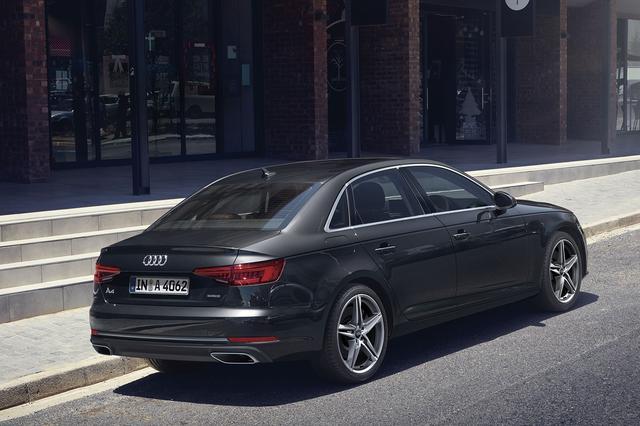 画像2: 特別仕様車「Audi A4 Meisterstueck」登場