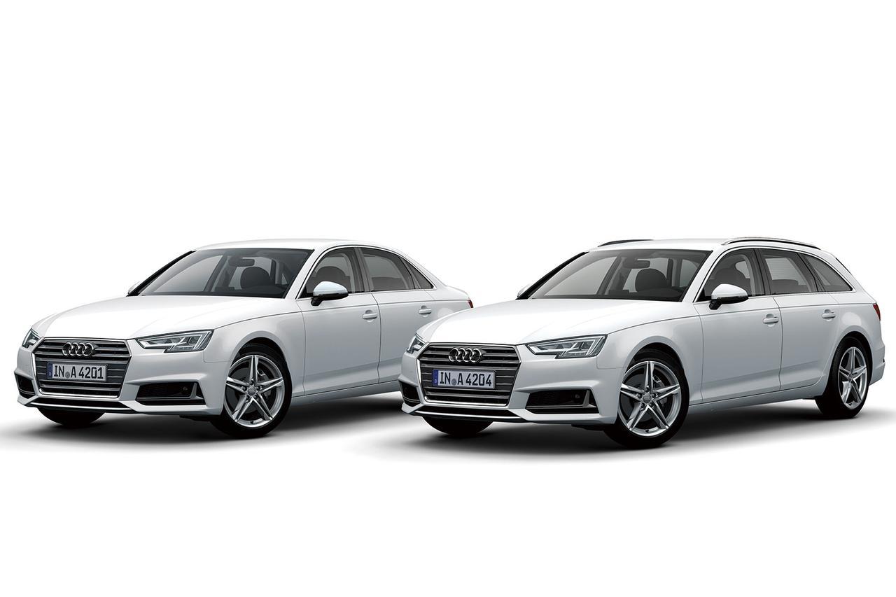 画像1: 特別仕様車「Audi A4 Meisterstueck」登場
