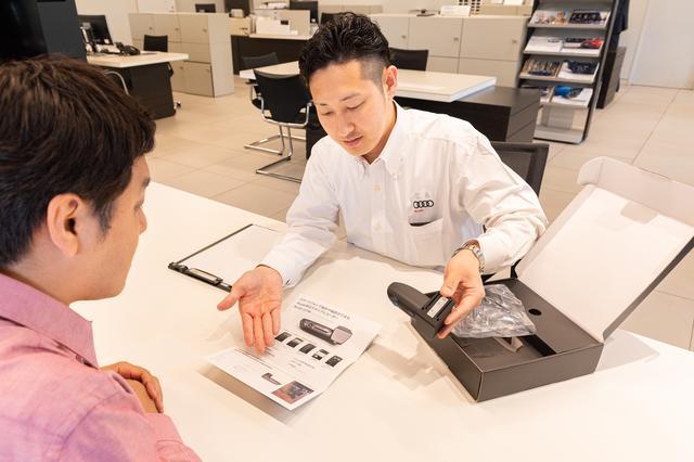 画像5: 【PR】Audi Online Shop体験記  第3回 取り付けが必要なアクセサリーもオンラインで