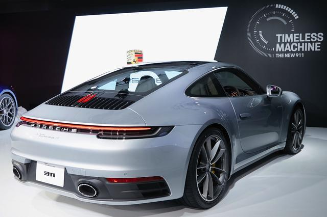 画像3: 新型「911」がジャパンプレミア