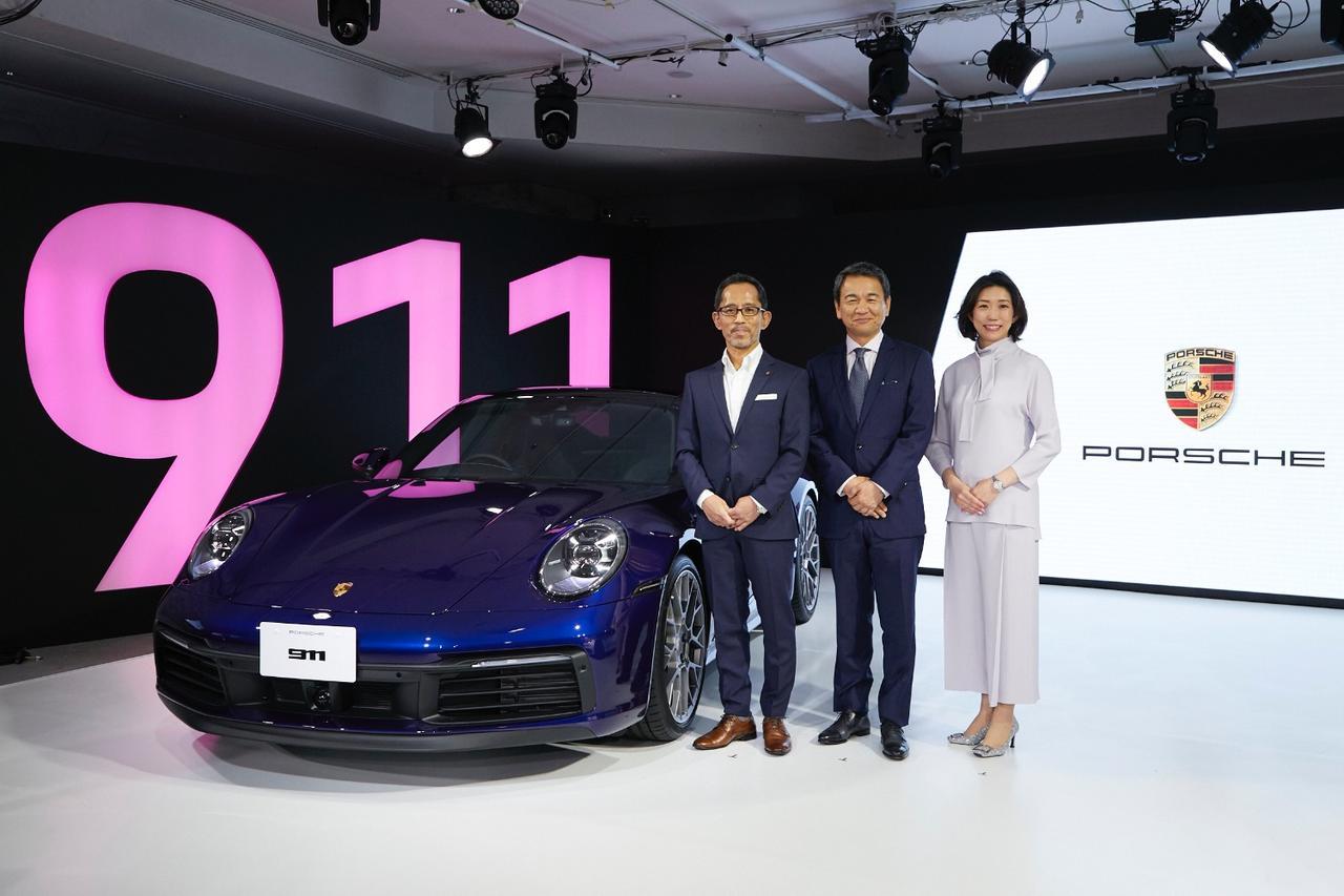 画像4: 新型「911」がジャパンプレミア