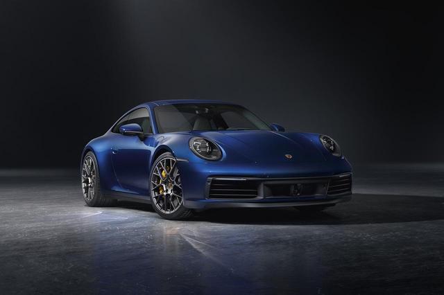 画像: 新型「ポルシェ911」がワールドプレミア - 8speed.net VW、Audi、Porscheがもっと楽しくなる自動車情報サイト