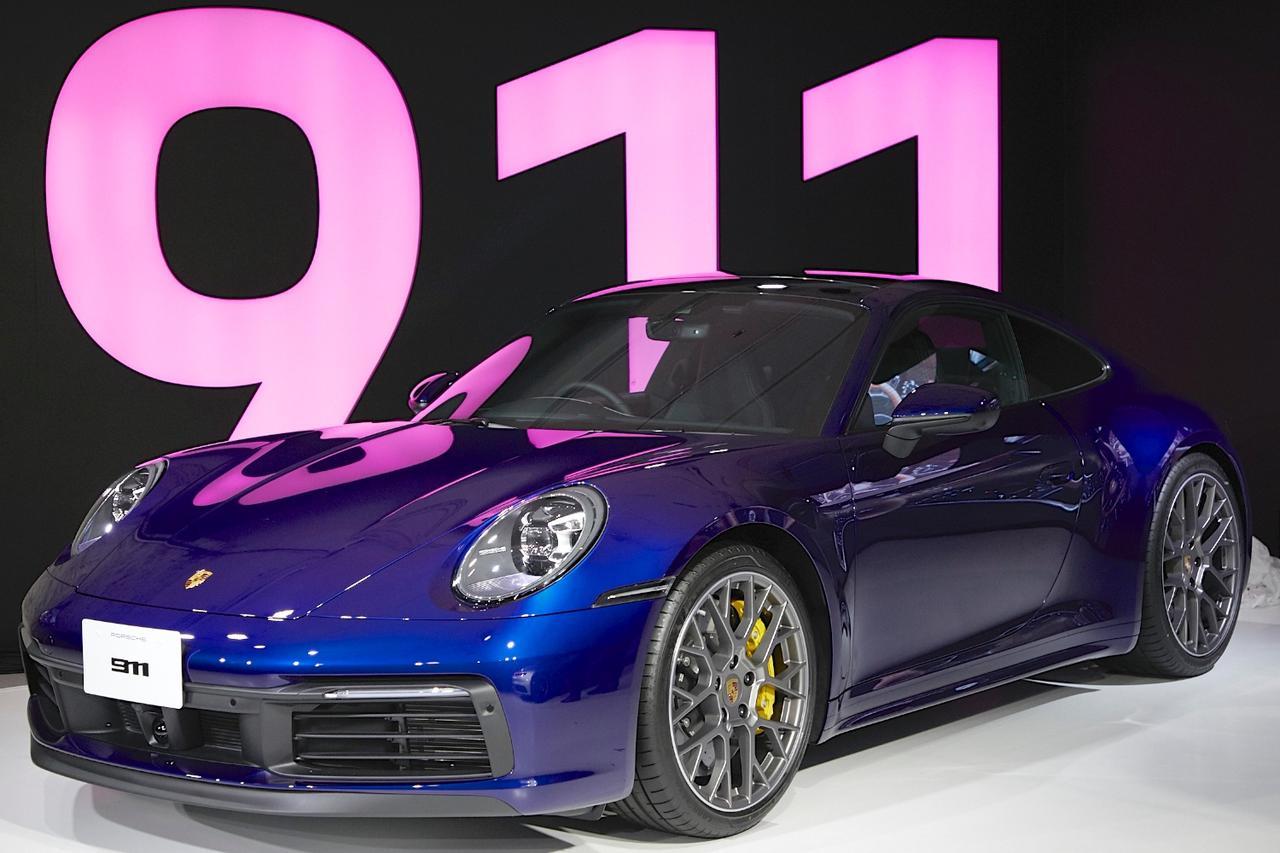 画像2: 新型「911」がジャパンプレミア