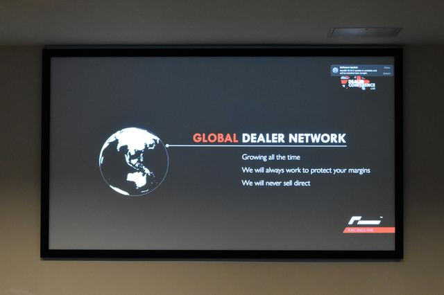 画像: プロダクトの世界的な展開