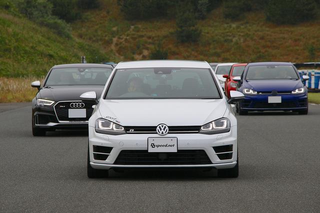 画像1: 【Event Report】VW&Audi Circuit RUN Meeting in タカスサーキット