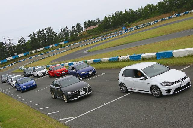 画像2: 【Event Report】VW&Audi Circuit RUN Meeting in タカスサーキット