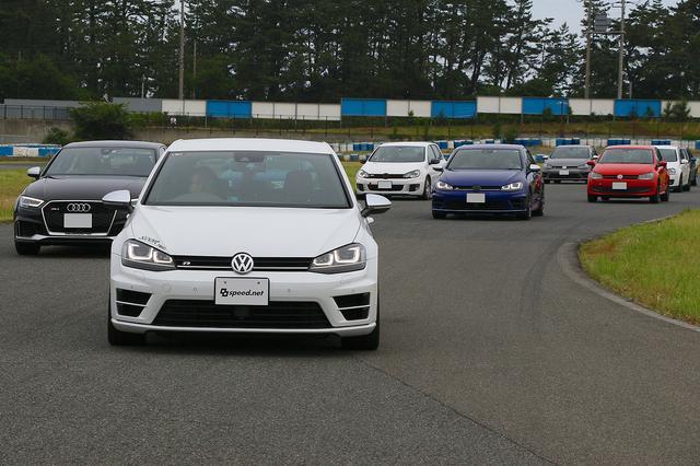 画像3: 【Event Report】VW&Audi Circuit RUN Meeting in タカスサーキット