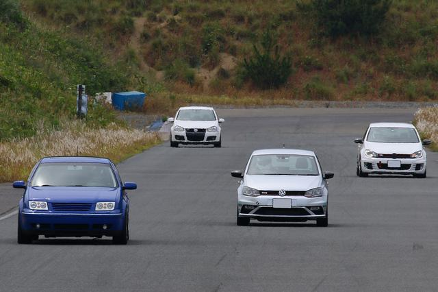 画像4: 【Event Report】VW&Audi Circuit RUN Meeting in タカスサーキット