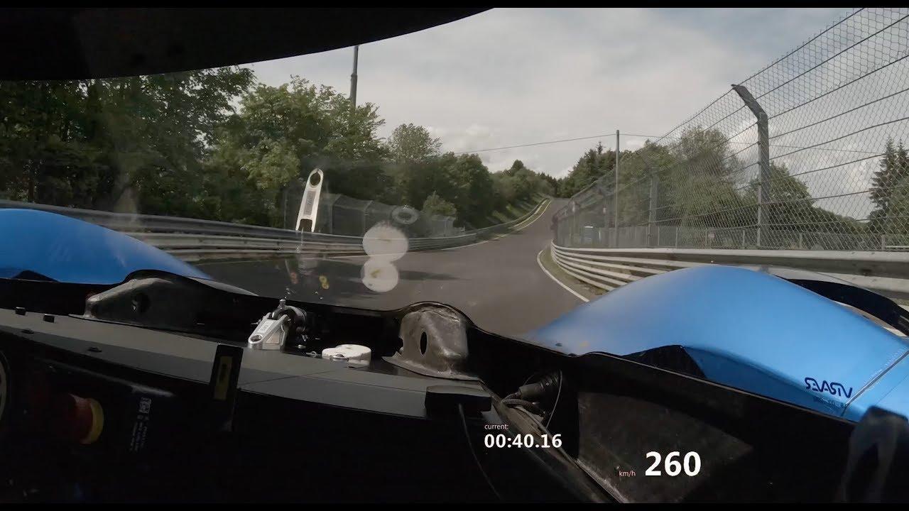画像: Full lap – ID.R record-breaking run on the Nordschleife www.youtube.com