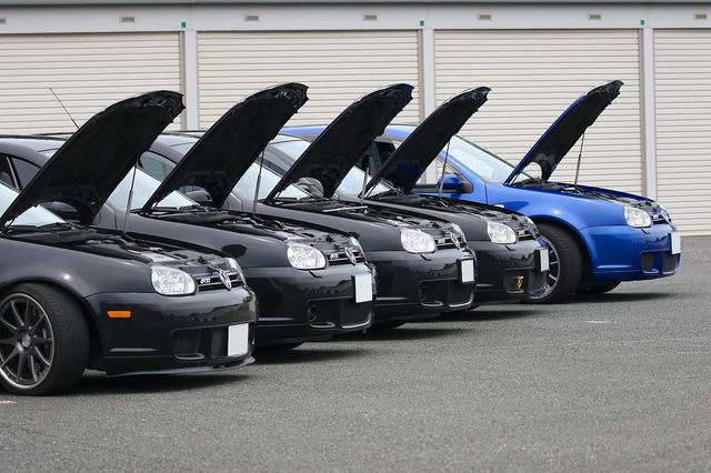 画像16: 【Event Report】VW&Audi Circuit RUN Meeting in タカスサーキット