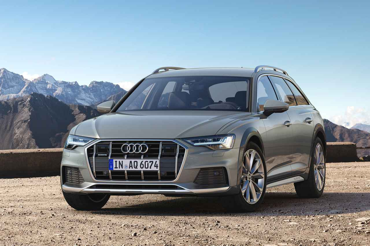 画像1: 新型「Audi A6 allroad quattro」が登場