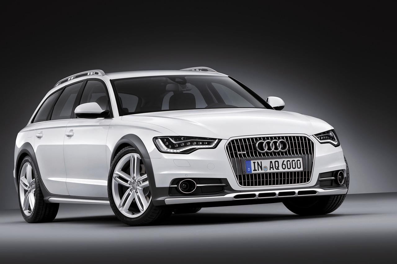 画像: 2012 Audi A6 allroad quattro (C7)