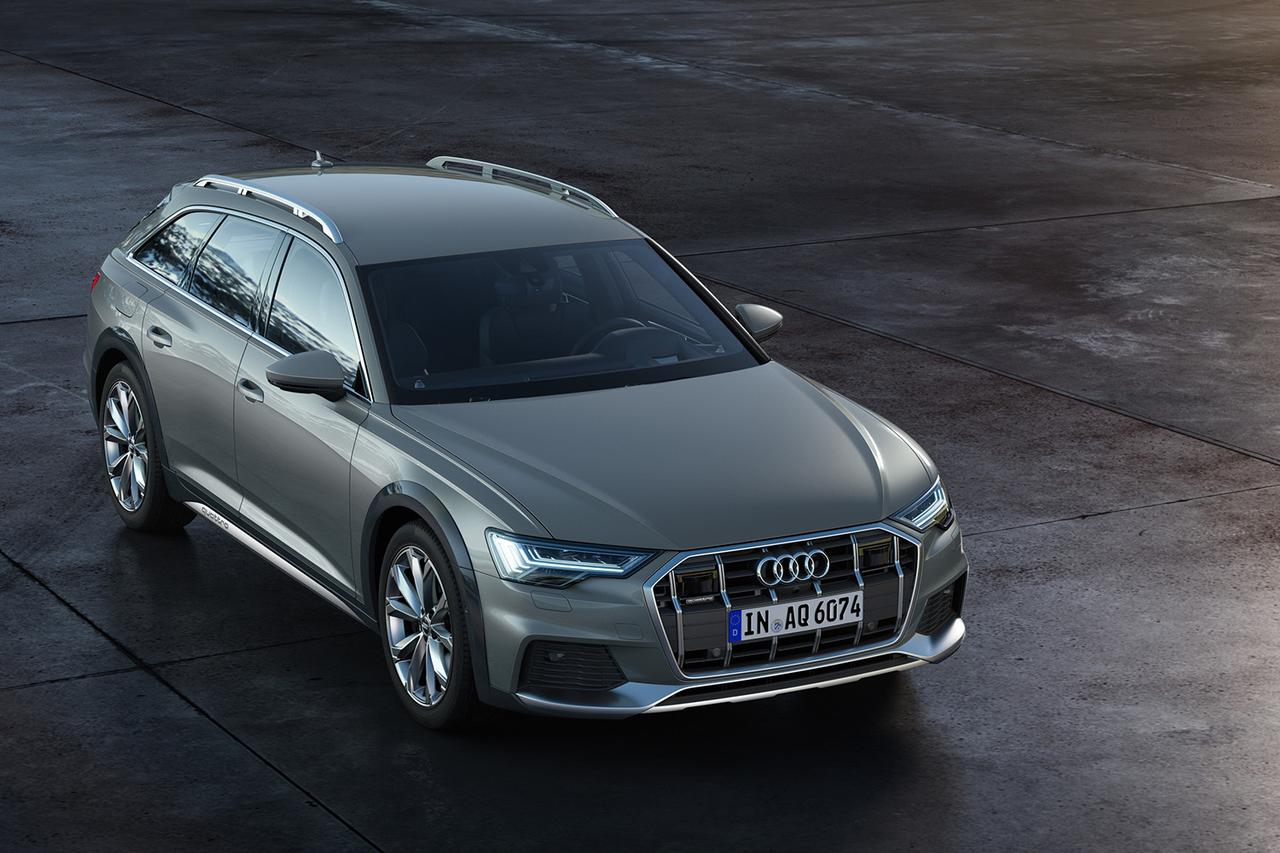 画像2: 新型「Audi A6 allroad quattro」が登場